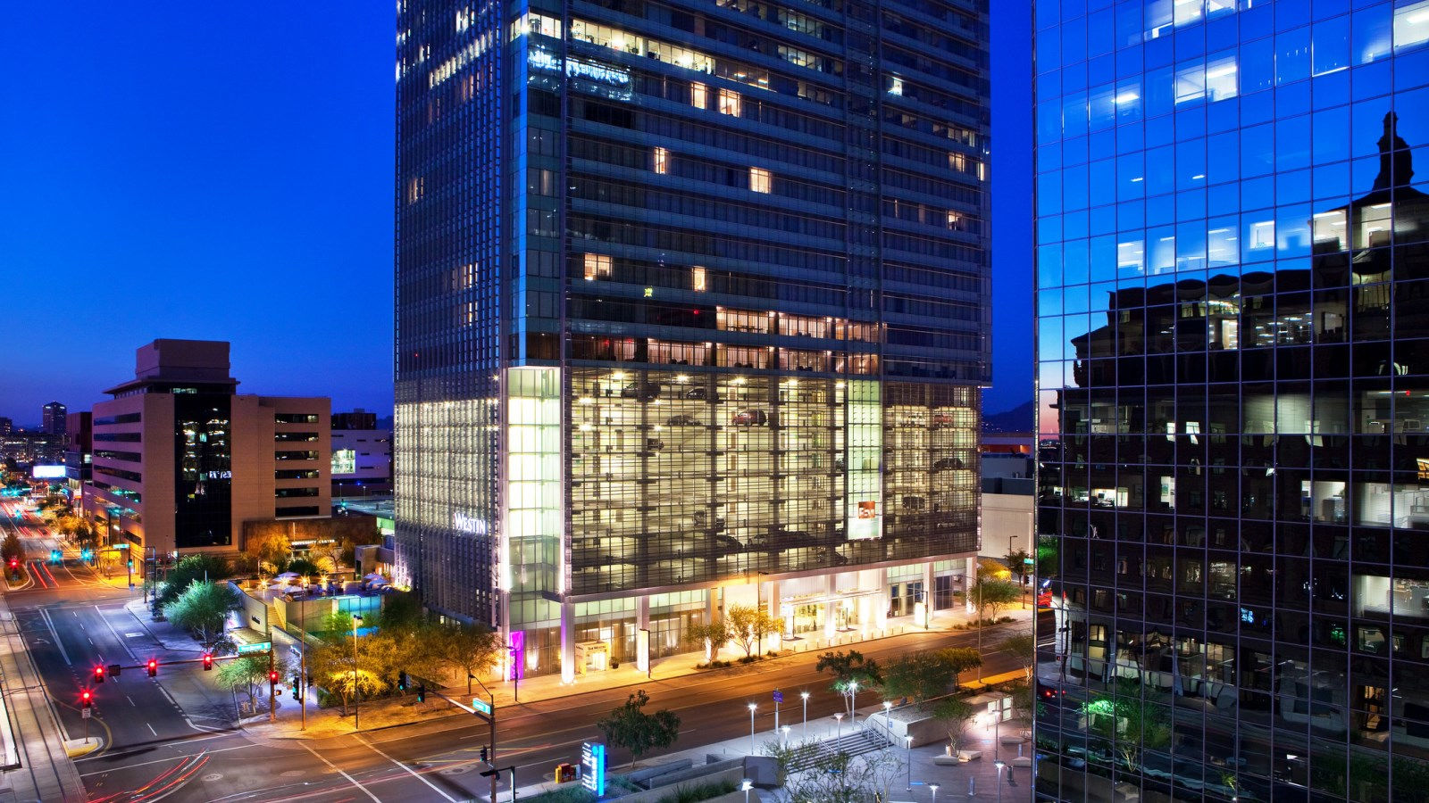 The Westin Phoenix Downtown - SPG Recognition Program