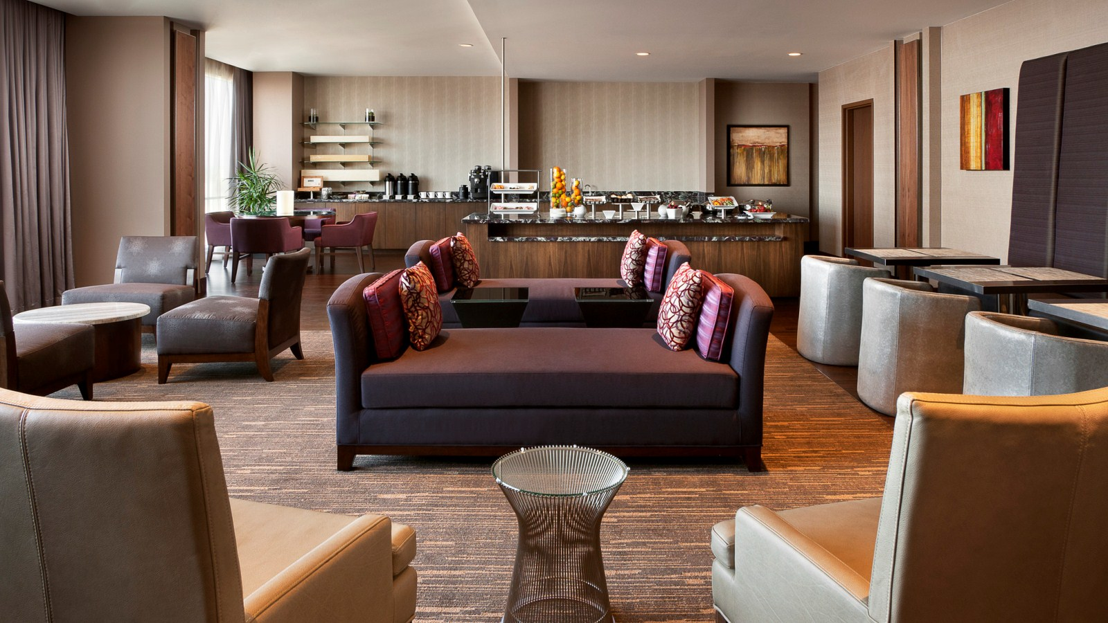 Club Room | The Westin Phoenix Downtown Hotel